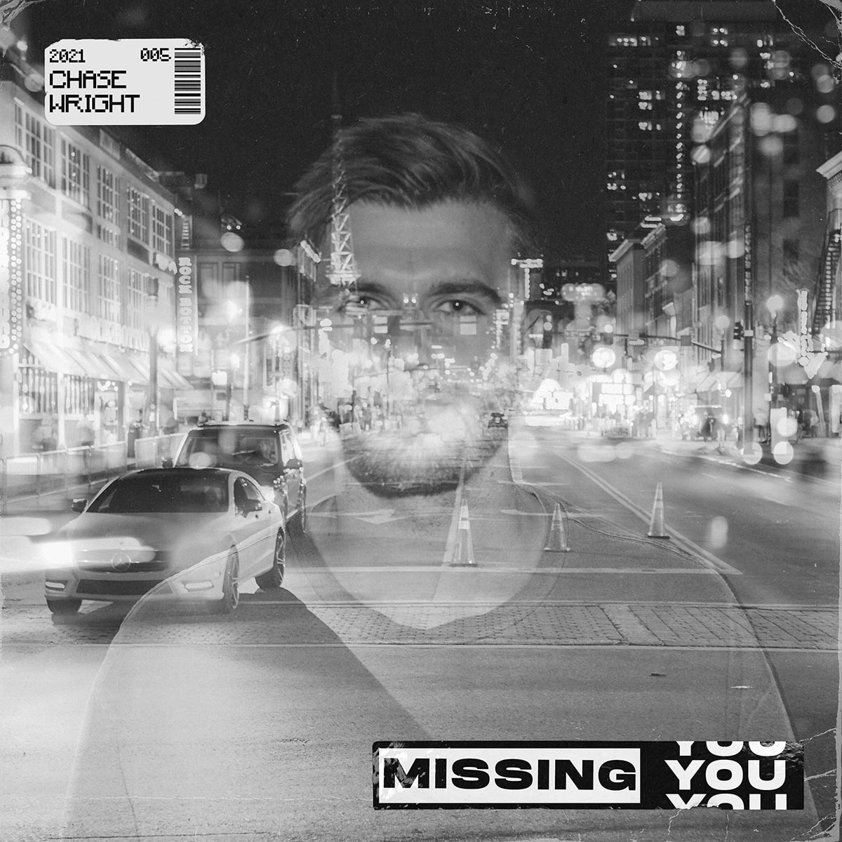 Missing You single cover