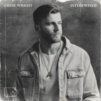 CHASE WRIGHT - INTERTWINED (Album Cover)